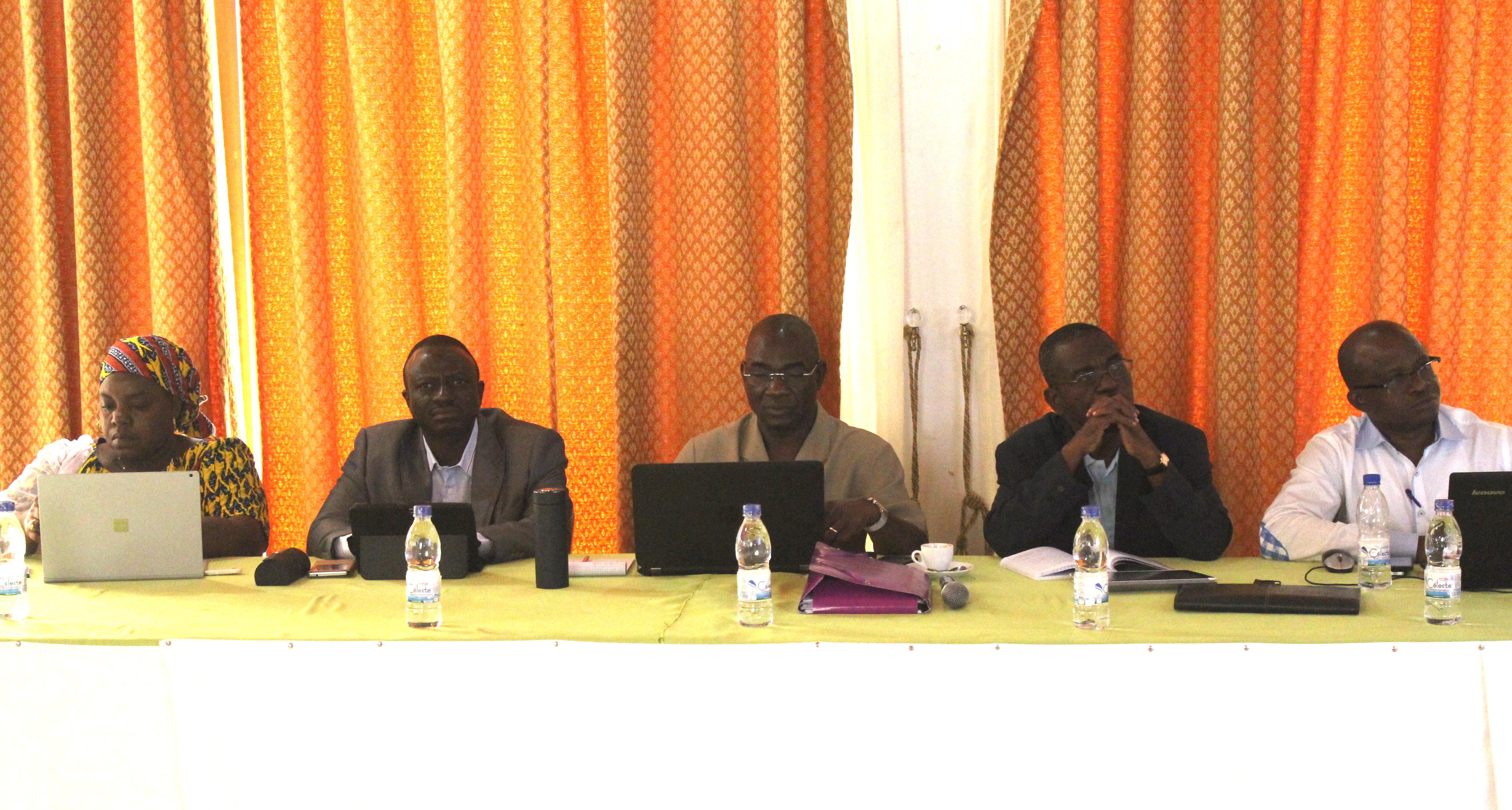 Filière coton-anacarde : Un atelier bilan de la campagne 2016 se tient à Bouaké